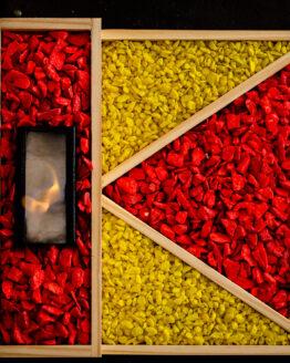 Chimenea bioetanol doble piso2