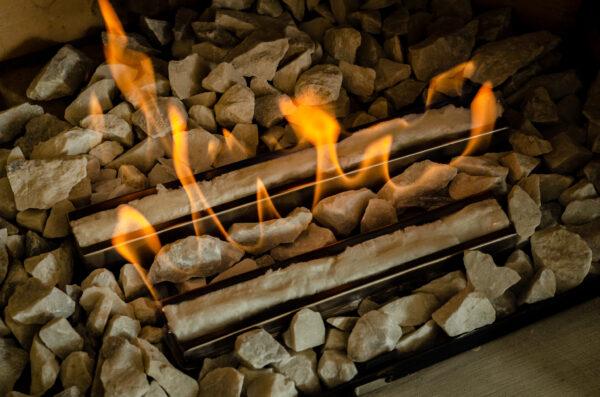 quemador bioetanol
