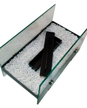chimenea bioetanol doble vidrio2